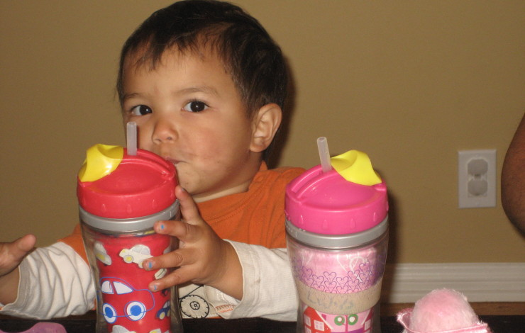 Quest for sippy cups